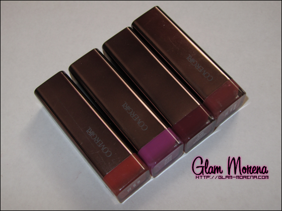 Glam Morena: Review: CoverGirl Lip Perfection Lipstick. | 560 x 420 png 284kB