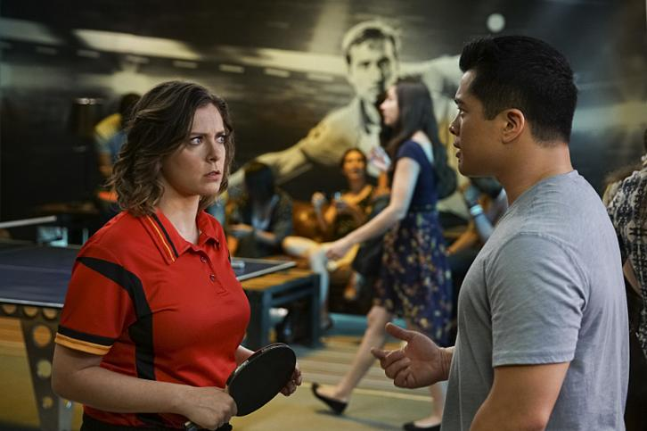 Crazy Ex Girlfriend Episode 202 When Will Josh See How Cool I