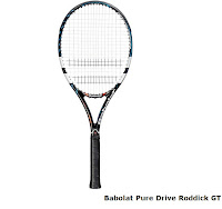Babolat Pure Drive Roddick GT tennis racket