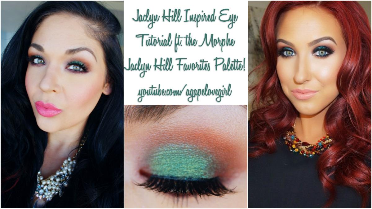 Jaclyn hill makeup tutorials
