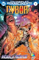 DC Renascimento: Cyborg #9
