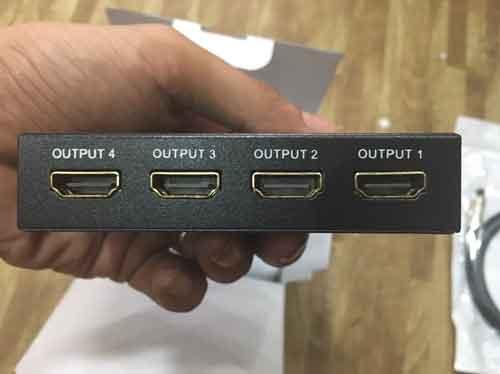 Bộ chia HDMI 1 ra 4 giá rẻ nhất