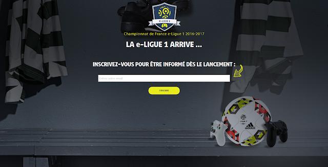 La Ligue 1 va más allá y crea su propia e-ligue
