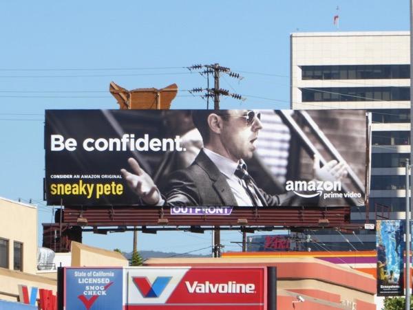 Sneaky Pete 2017 Emmy FYC billboard