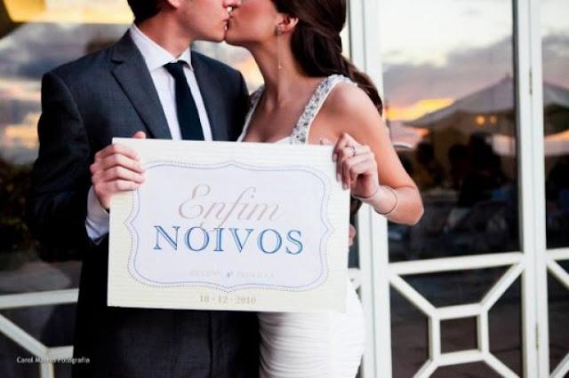 Dicas para organização do noivado