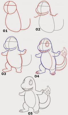 como desenhar pokémons pokemon go brasil