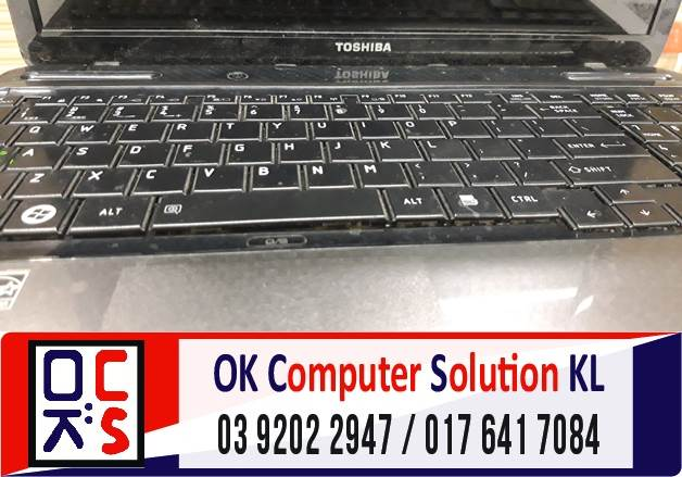 [SOLVED] MASALAH NO DISPLAY LAPTOP TOSHIBA | REPAIR LAPTOP AMPANG 2