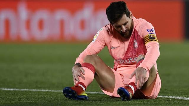Le Barça menacé d'exclusion de la Copa del Rey