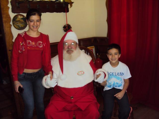 Viagem Simplesmente Papai Noel