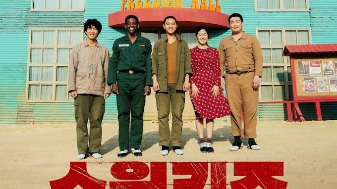 Review Film Swing Kids, Film Musikal Berlatar Perang Korea