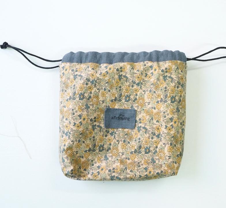Comment faire un sac à cordon