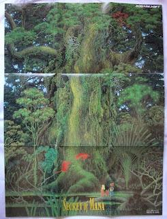 Secret of Mana - Poster