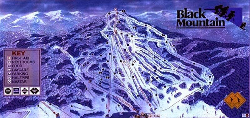 Black Mountain, USA - Cheapest places to go snowboarding