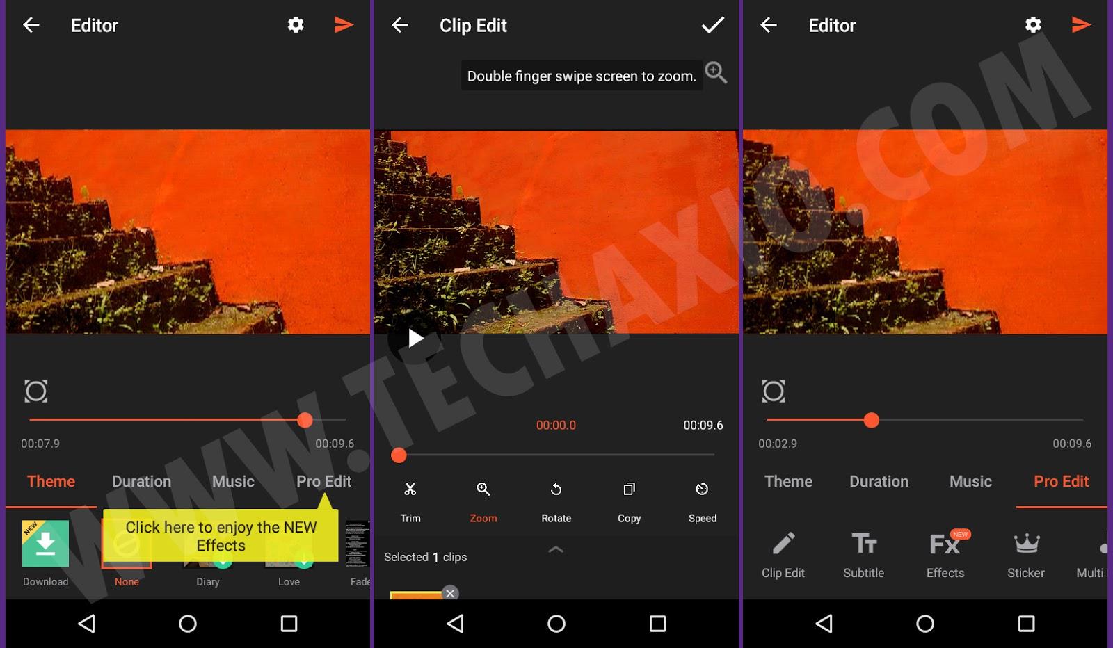 VideoShow - Video Editor Screenshot