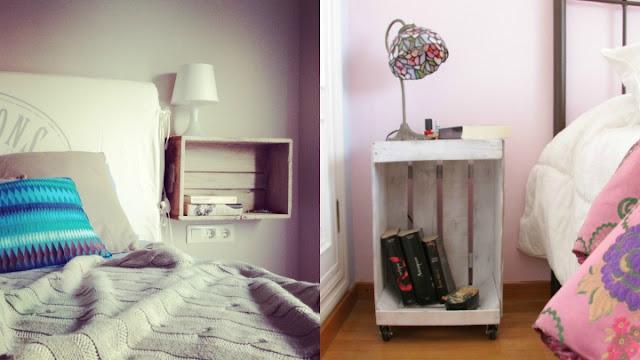 Ideas para decorar con cajas de frutas - Caja fruta decoracion ...