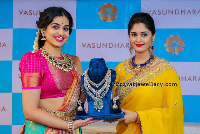 Vasundhara Diamond Roof Now at Vizag