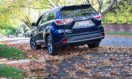 2017 Toyota Kluger GXL AWD Review