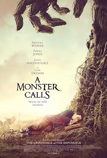 A Monster Calls - Poster & Segundo Trailer