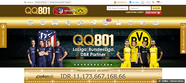 Link Alternatif - QQ801
