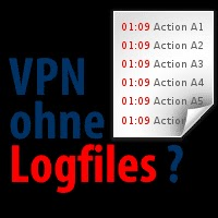 VPN ohne Logfiles