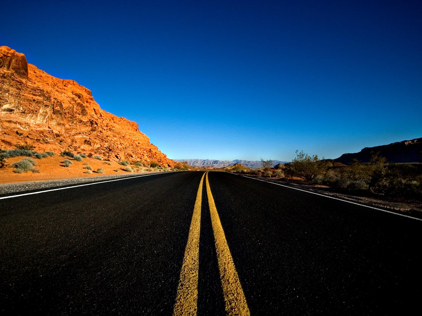 My Background Blog roadway