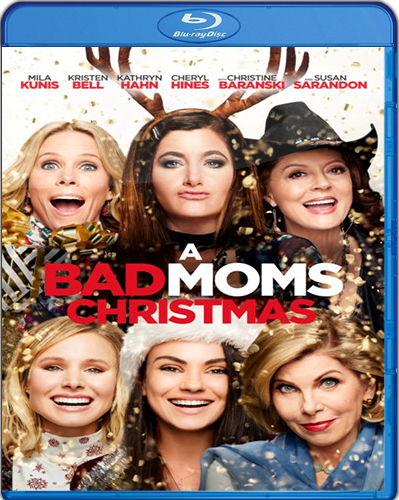 A Bad Moms Christmas [2017] [BD25] [Subtitulado]