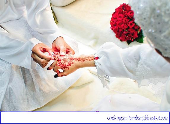 Pernikahan Undangan Jombang