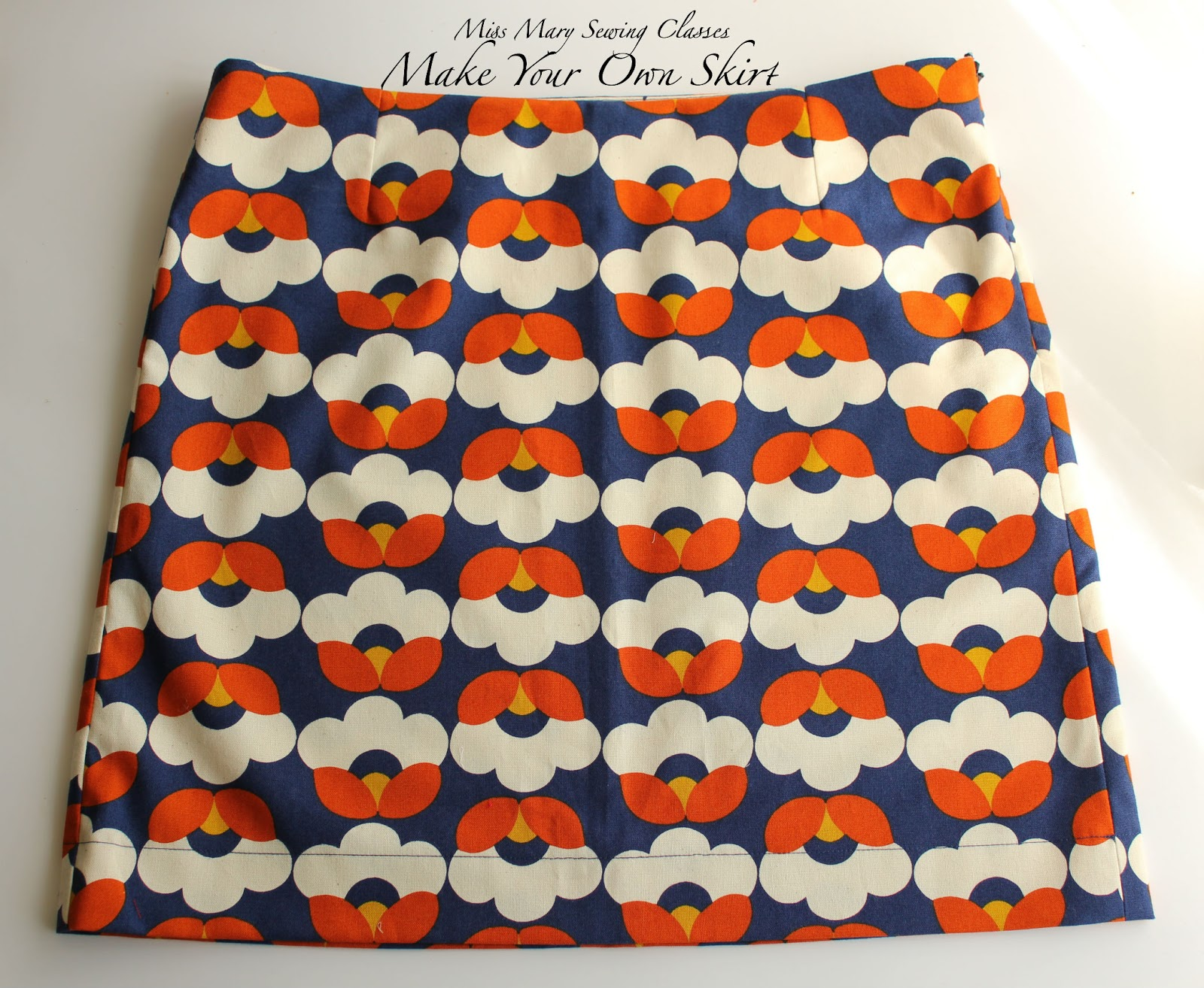 Make Your Own Skirt 112