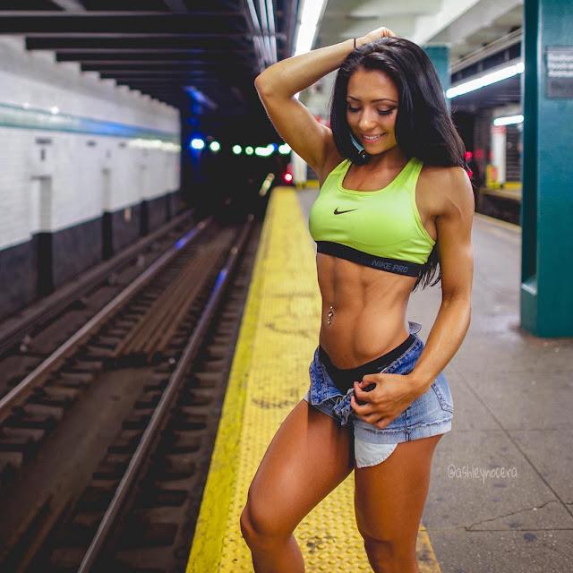 Ashley Nocera booty