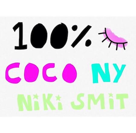 Niki Smit 100 Coco New York