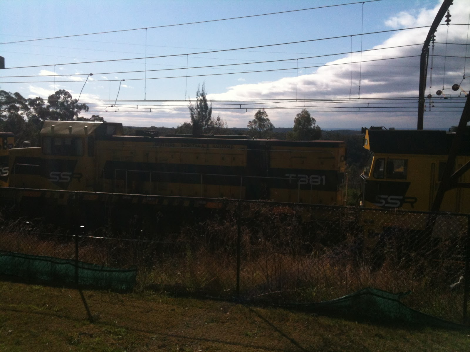 NSW RADIO AND COMMUNICATIONS - by Michael Bailey: August 2012