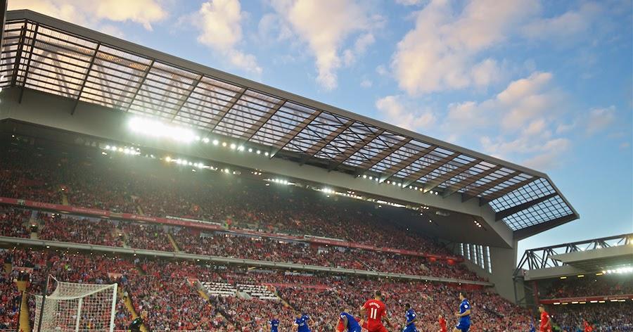 Liverpool, tutti i dettagli sulla nuova Main Stand di Anfield