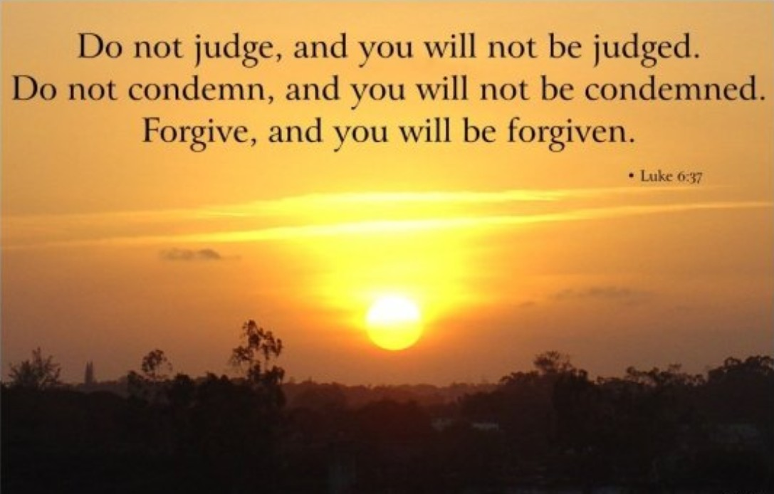 Praying Judge And Me Won I You T Judge Dont