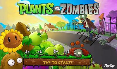 Plants vs Zombies apk
