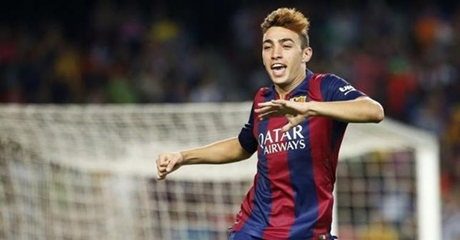Tak Dapat Posisi di Skuat Utama Barcelona, Munir El Haddadi Bakal Pindah ke AS Roma