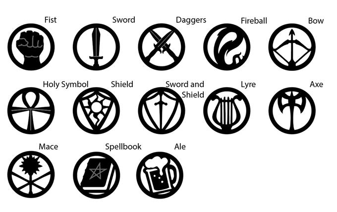 Tabletop Fix: CNC Woodsmith - RPG Token Set Kickstarter