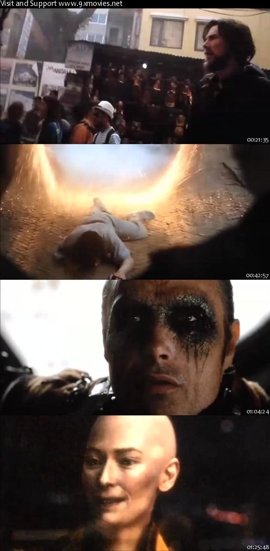 Doctor Strange 2016 Dual Audio Hindi HDCAM