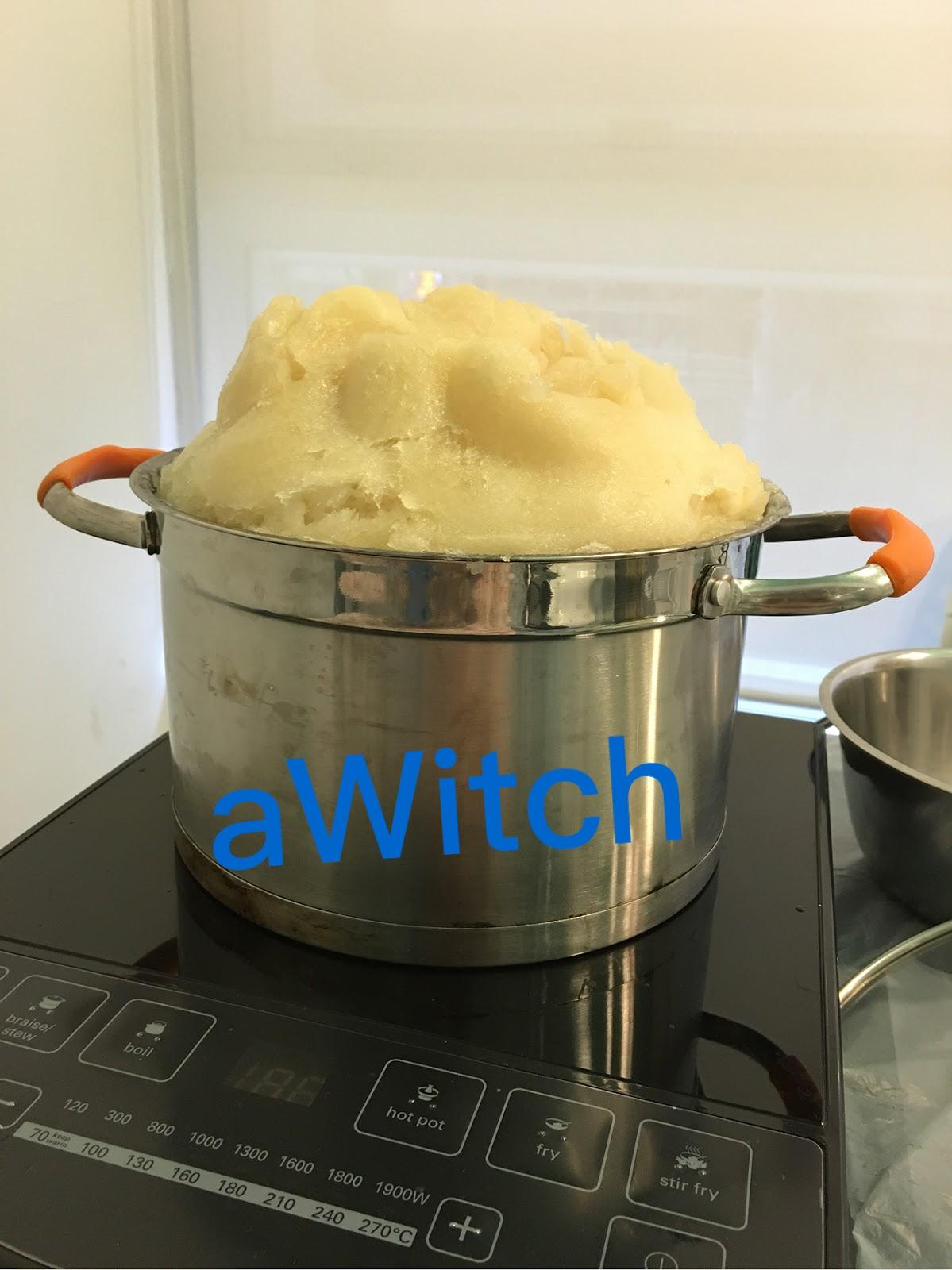 aWitch Handmade 生活用品教室: 超強家事皂!天然橘油運用
