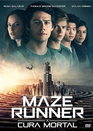 maze runner 3 a cura mortal