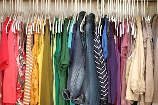 closet estiloso