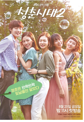 Sinopsis Drama Korea Terbaru : Age of Youth 2 (2017)