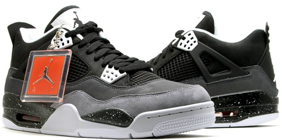 the best attitude 055ec 1db62 A detailed look at the Air Jordan 4 Retro QS from the
