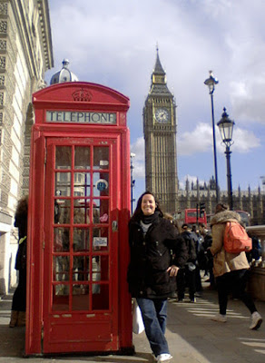Recorriendo Londres