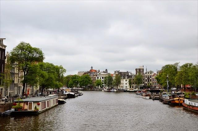 Amsterdam start met uitwerking Watervisie - Waternieuws
