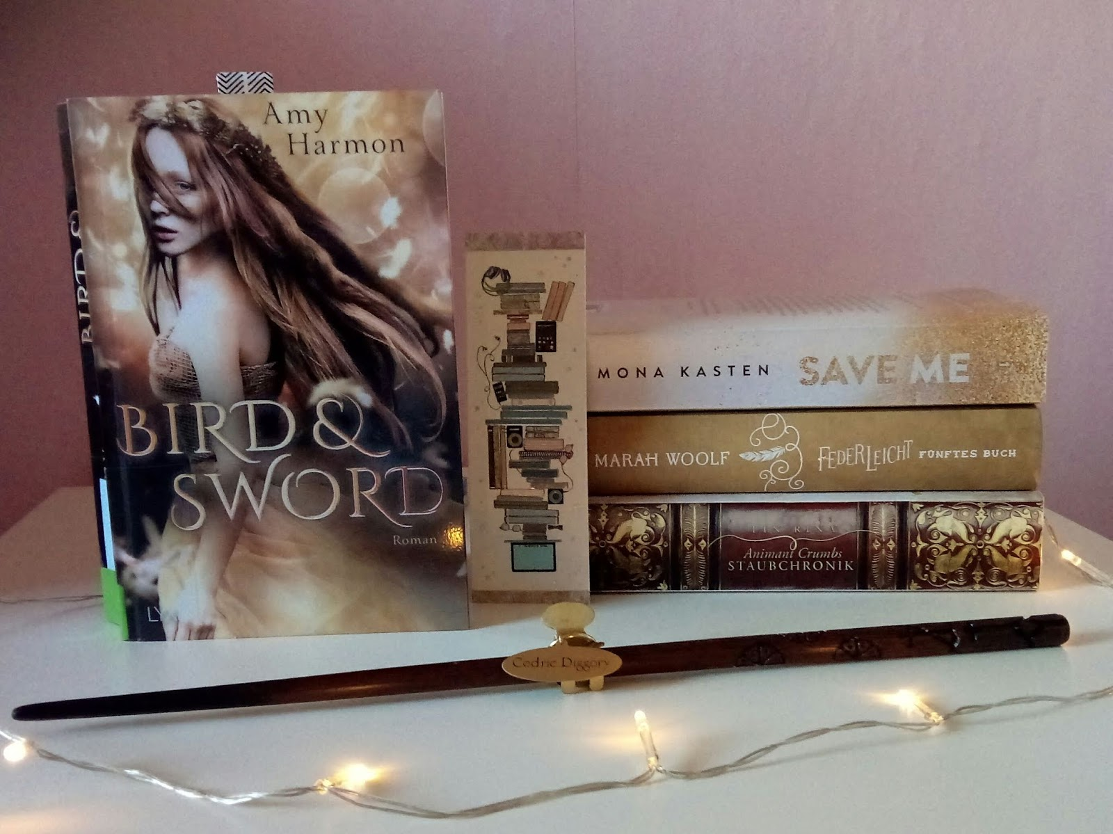 {Rezension} Bird & Sword | Amy Harmon