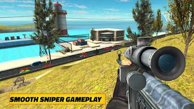 Highway Sniper Shooter Mod apk