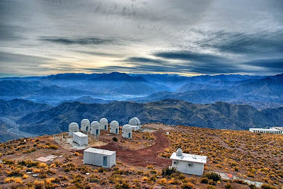 Astronomical tours in Chile