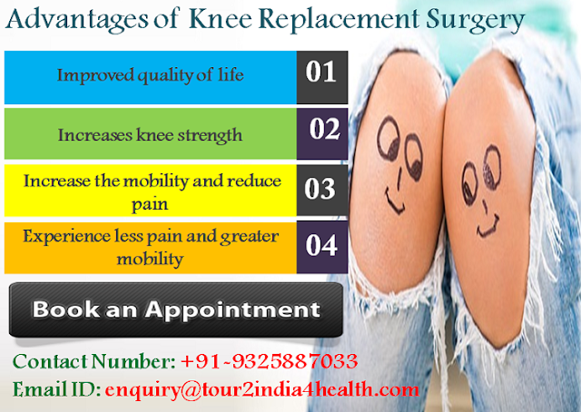 Advantages of Knee Replacement Surgery