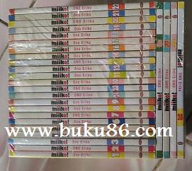 Komik Hai Miiko Lengkap 1 - 28 Bekas