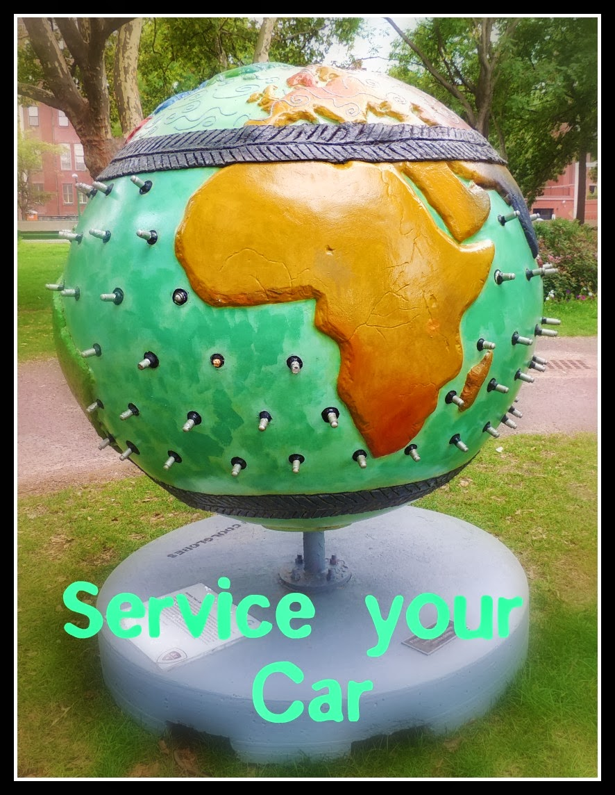 The Cool Globes en Boston: Service Your Car